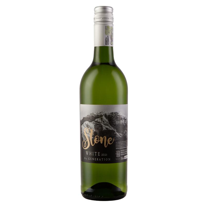 stone white 2021 - stettyn wines