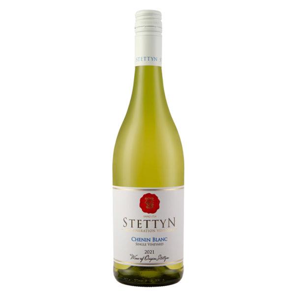 chenin blanc 2021 - stettyn wines