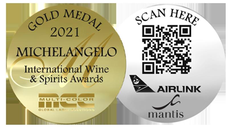 gold michelangelo awards